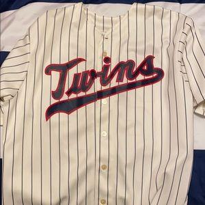 Majestic Minnesota Twins Jersey Custom